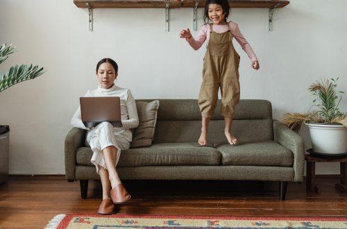 Kind und Karriere lässt sich vereinbaren
