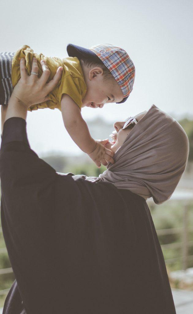 Als Mutte trage ich Verantwortung für mein Kind und für die Gesellschaft. Eltern