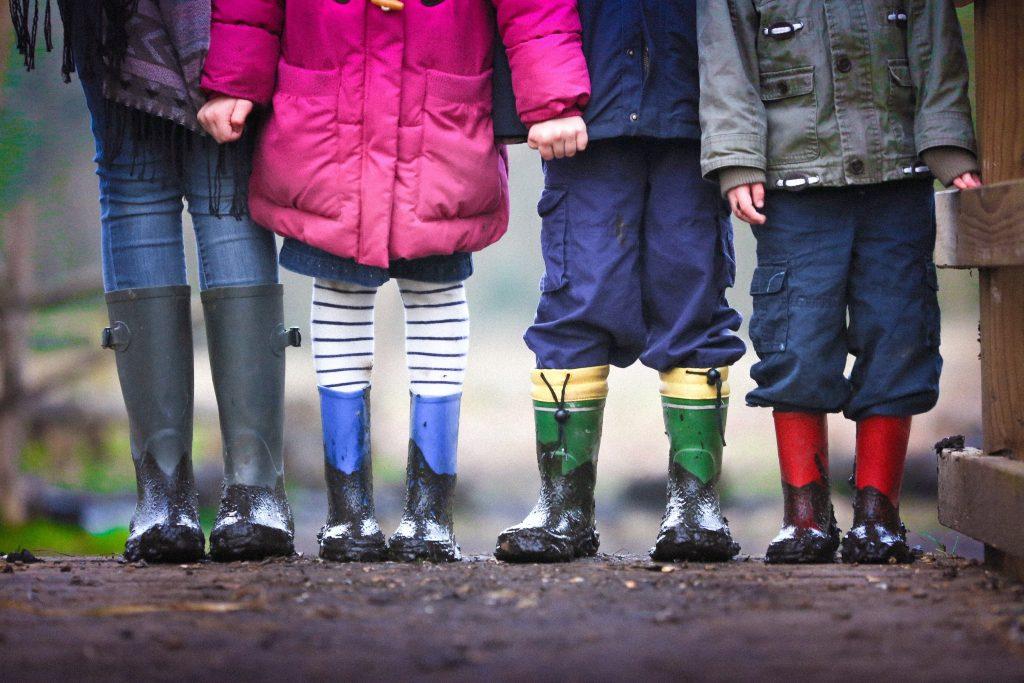 Eltern wollen die  Welt für ihre Kinder zu einem besseren  Ort machen und üben jeden Tag echte Verantwortung zu übernehmen.