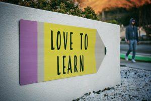 Lernen ist eine Kernkompetenz Zeiten des Wandels.